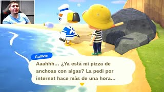 VISITO LA NUEVA ISLA DE TINENQA - ANIMAL CROSSING: NEW HORIZONS #5