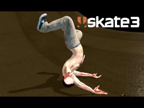 Skate 3 - Mr. Slinky [Playstation 3 Gameplay]