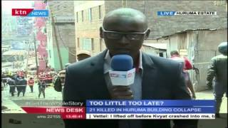 Huruma Tragedy: 96 People Missing As Search And Rescue Operation Continues