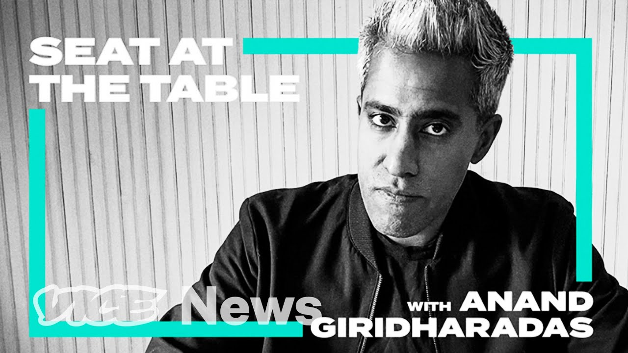 Seat At The Table with Anand Giridharadas | Full Episode