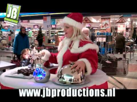 Video van Walking Table - Christmas | Attractiepret.nl