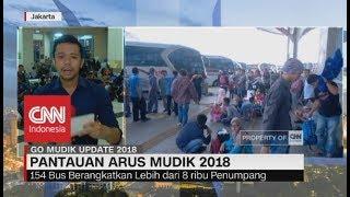 Video H-3 Lebaran, Pemudik di Terminal Pulogebang Meningkat ; Go Mudik 2018 MP3, 3GP, MP4, WEBM, AVI, FLV Januari 2019