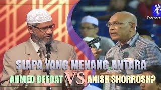 Video Siapa yang Menang Debat Antara Ahmed Deedat Vs. Anish Shorrosh? | Dr. Zakir Naik MP3, 3GP, MP4, WEBM, AVI, FLV Agustus 2018