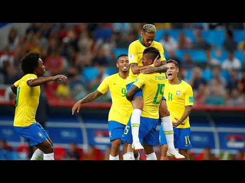 Fußball-WM Gruppe E: Brasilien und Schweiz im Achtelf ...