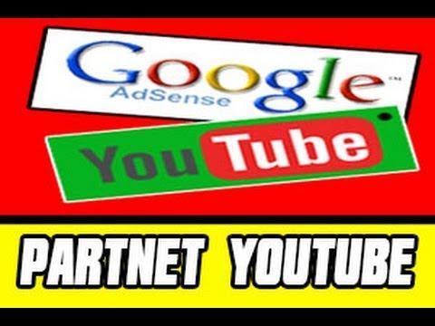 Como Vincular cuenta de Adsense con Youtube y ser Partner 2014