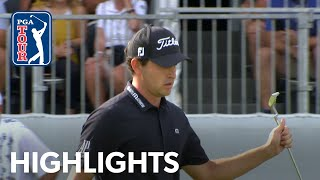 Patrick Cantaly's highlights | Round 4 | BMW Championship 2019 by PGA TOUR