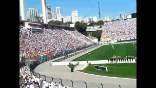Quase 36 mil pessoas no Pacaembu!