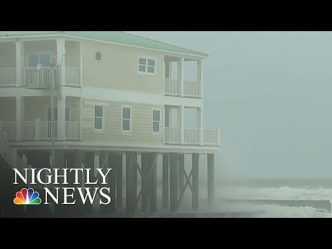 Flooding, Tornadoes As Tropical Storm Cindy Came Ashore | NBC Nightly News