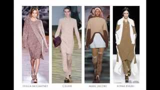 Autumn Winter 2014 2015 Top Fashion Trends - YouTube