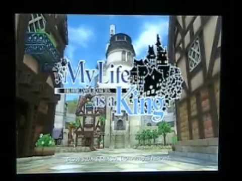 Final Fantasy Crystal Chronicles : My Life as a King Wii