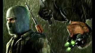 Splinter Cell Chaos Theory Soundtrack Bank [1/2]