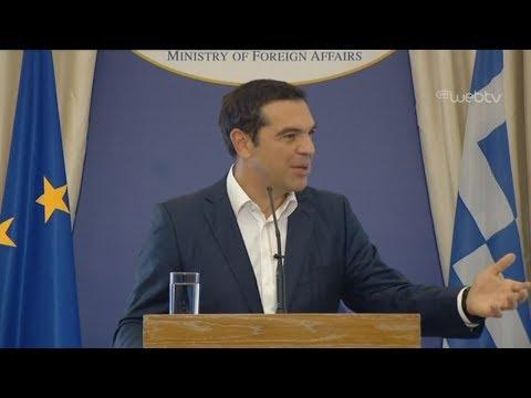 """Αλέξης Τσίπρας:""""Η ΕΕ ενέκρινε τον ελληνικό προϋπολογισμό χωρίς περικοπές στις συντάξεις"""""""