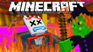 TOY STORY ADVENTURES | WITCH BURNS FORKY | MINECRAFT XBOX