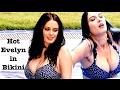 Evelyn Sharma Hot in Bikini | Bollywood Hot Scene from Sunny Leone movie