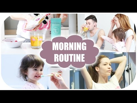 ❥ 408 - [ FAMILY MORNING ROUTINE ] : MILABABYCHOU ☕️