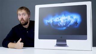 Video Unpacking iMac Pro - the most powerful Apple computer in history ... MP3, 3GP, MP4, WEBM, AVI, FLV Februari 2018
