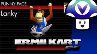 Vinny streams Ermii Kart DS live on Vinesauce! Subscribe for more Full Sauce Streams ▻ http://bit.ly/fullsauce YouTube Gaming...