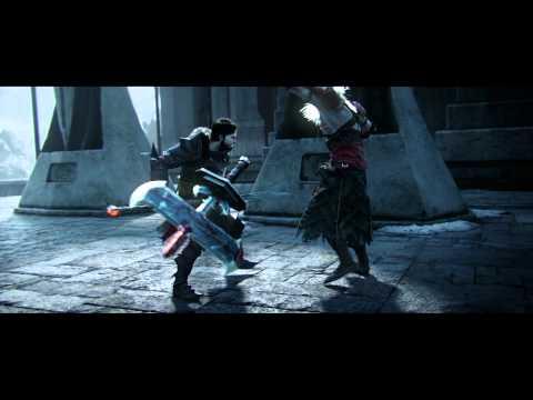 Dragon Age 2 Announcement Trailer: Destiny