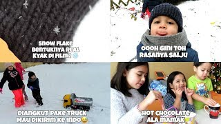 Video TRIO ABUBA (Anak Bule Batak) MAINAN SALJU || SEPI BEUD NI PLAYGROUND.! MP3, 3GP, MP4, WEBM, AVI, FLV April 2019