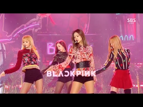 BLACKPINK - '불장난 (PLAYING WITH FIRE)' 1106 SBS Inkigayo