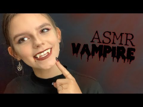 ASMR You'd Like To Become a Vampire 🧛🏼‍♀️ Vampire Interviews You!