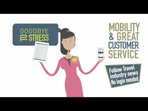 Video of Travelport Mobile Agent