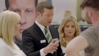 X-Factor frontman Dermot O'Leary hits the shop floor to find out what customers really think about his new 24.hr Grooming for Men skin care range.Explore the range - http://www.marksandspencer.com/l/beauty/24hr-dermotFrom our new TV adverts to the food and fashion items you can't live without - we've got all this and more on our YouTube channel. Be inspired by everything M&S has to offer.YouTube: http://po.st/msyoutubeFacebook: http://po.st/msfacebookTwitter: http://po.st/mstwitterInstagram: http://po.st/msinstagram