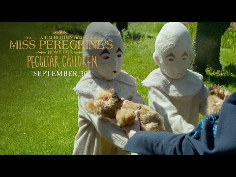 Miss Peregrine's Home for Peculiar Children (Olympics TV Spot)