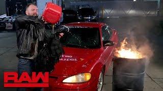 Nonton Dean Ambrose Sets His Shield Vest On Fire  Raw  Nov  12  2018 Film Subtitle Indonesia Streaming Movie Download