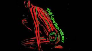 Everything is Fair - A Tribe Called Quest (lyrics)