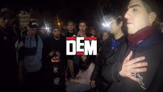 Beatboxer: Scooby» ¡No Olvides Suscribirte!» PROXIMOS EVENTOS DEM BATTLEShttps://www.facebook.com/dembattlescl/events/Redes Sociales DEM» http://www.instagram.com/dembattles» https://www.facebook.com/dembattlesclRedes Sociales Don Rapeador» http://www.instagram.com/donrapeador» https://www.facebook.com/donrapeador» https://twitter.com/donrapeador