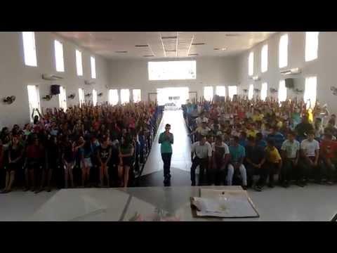 UMADEM  20º congresso de jovens 2015 em Pacajus CE igreja Assembleia de Deus templo central sede