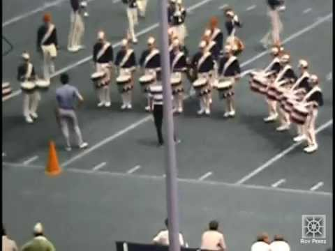 1971 Racine Scouts Drum And Bugle Corps @ VFW Prelims