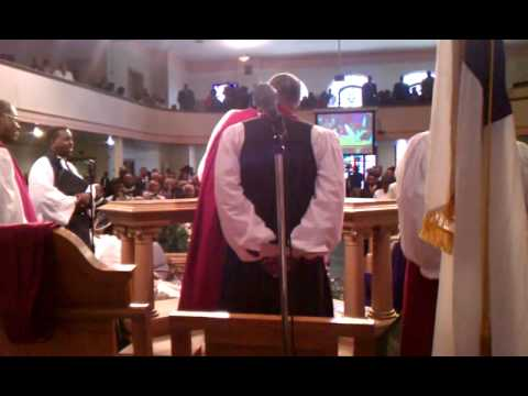 Bishop Alfred Duane Knight, Jr.'s Homegoing