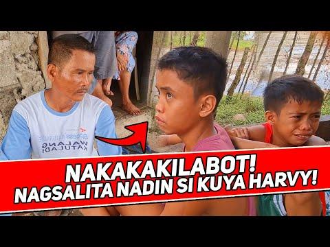 Nakakakilabot! Nagsalita Na Si Harvy | Please Hawakan Po Ang Puso Niyo!