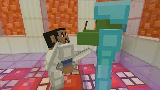 Minecraft Xbox - PUZZARIUM - Tough Battle (2)