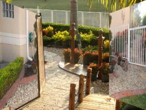 Dise o de jardines en miami for Disenos de jardines para casas pequenas