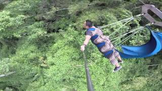 Lake Sebu Philippines  city pictures gallery : THE MOST ELECTRIFYING ZIPLINE RIDE EVER (Lake Sebu, Philippines)