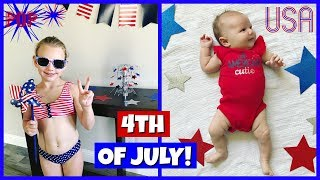Don't forget to subscribe! http://www.youtube.com/theweisslifeIn today's family vlog - It's Baby Gemma's first 4th of July! We had a fun BBQ & pool party with our family and friends! Watch till the end to see the fireworks!*Follow us on Instagram, Facebook and Twitter to stay up to date on our family and the new baby!Instagram: http://www.instagram.com/theweissfamFacebook: http://www.facebook.com/theweisslifeTwitter: http://twitter.com/TheWeissLifeMusical.ly: The Weiss LifeVideo filmed with: Canon PowerShot G7 X Mark II http://amzn.to/2iPmFMO (Affiliate link)Support us on Patreon: https://www.patreon.com/theweisslifeSend Us Mail!The Weiss Life69 Lincoln Blvd. Suite-A #267Lincoln, CA 95648THE WEISS LIFE is a fun family vlog channel that features the Weiss family! We do fun Challenges, Giveaways, Family Vlogs, Mommy & Pregnancy Vlogs, Build A Bear, Toys, Holidays like Halloween, Christmas & Easter, Birthday Parties, Gymnastics, Sidewalk Super Girls Superhero Skits, Costume Fashion Shows, videos from our Travel Adventures and other Family Fun!Production Music courtesy of  www.epidemicsound.com