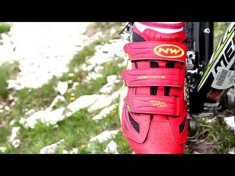 Clip colección NorthWave MTB shoes 2013
