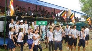 Sinh Hoạt Trại Lục Hòa 4 - GĐPT Cự Lại - Www.gdptculai.com