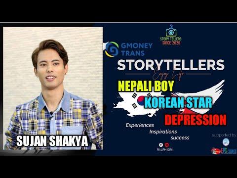 StoryTellers in South Korea with Sujan Shakya