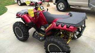4. polaris sportsman 550