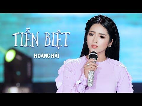 Tiễn Biệt - Hoàng Hải (Thần Tượng Bolero 2018) [MV Official] - Thời lượng: 4 phút, 41 giây.