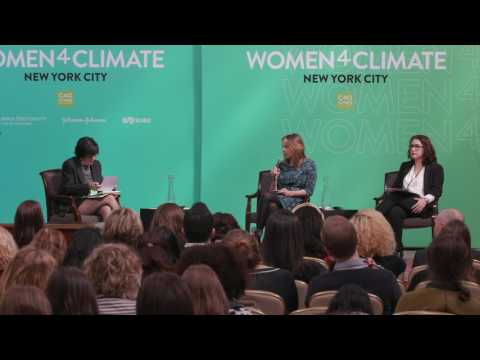 Women4Climate: Empowering Women to Lead the Way Towards Sustainable Societies