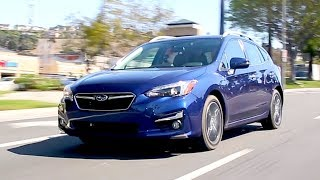 The Subaru Impreza has always had an ace in the hole: all-wheel-drive. But does the next-generation Impreza offer more than just a class-exclusive powertrain?  For the latest Subaru Impreza pricing and information:https://www.kbb.com/subaru/impreza/2017/Kelley Blue Book is your source for new car reviews, auto show coverage, features, and comparison tests. Subscribe to catch all the latest Kelley Blue Book videos. http://www.youtube.com/subscription_center?add_user=kbb