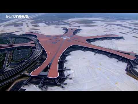 Euronews 25.09.19:Wir sind auf besten Wege...zur Hölle! Weltgrößter Flughafen eröffnet&Weltklima Rat