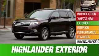2013 Toyota Highlander Review