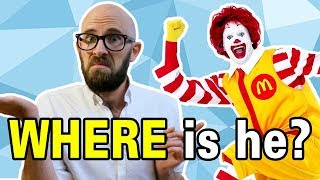 Video What Ever Happened to Ronald McDonald? (And the Bizarre Rules for Those Playing the Character) MP3, 3GP, MP4, WEBM, AVI, FLV September 2018