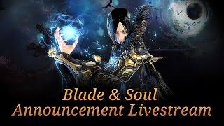 Видео к игре Blade and Soul из публикации: Запись стрима-анонса англоязычной версии Blade & Soul